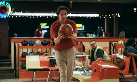 Steve Buscemi and John Goodman go bowling in The Big Lebowski.