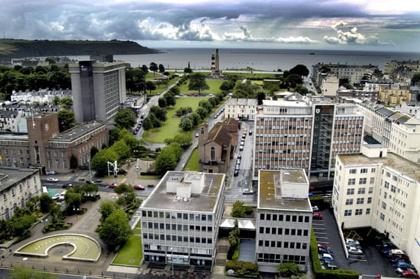 Conserving Plymouth: the city that dared to dream