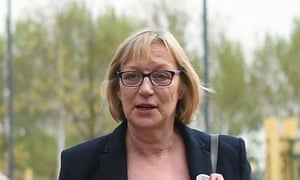 Gill Furniss, the Labour shadow minister for steel.