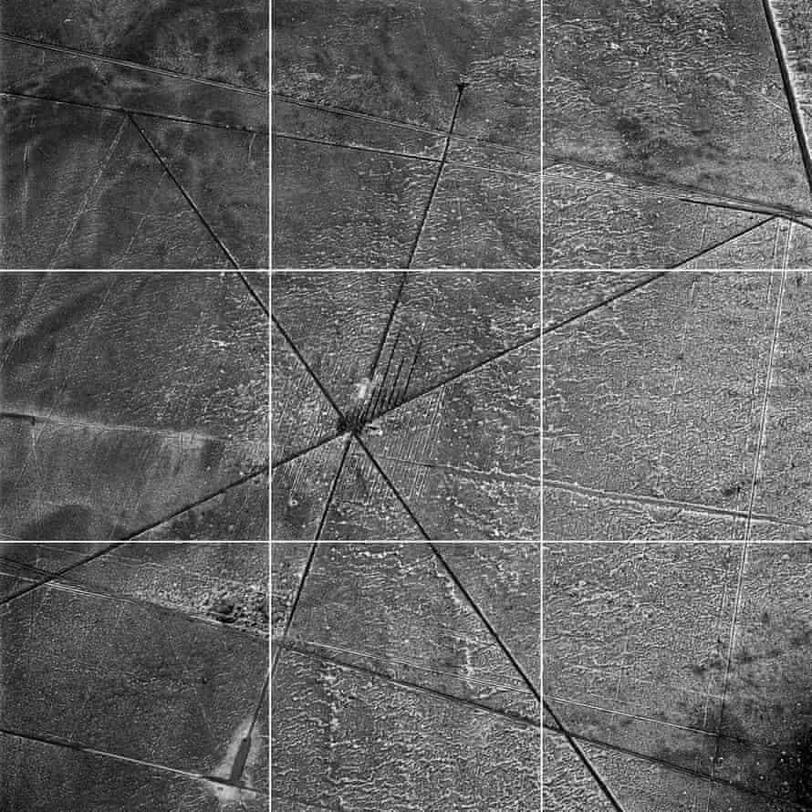 Proving Ground South Ballistics Grid 04, 2014