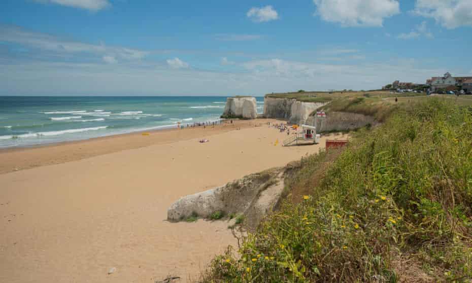 Botany Bay beach.