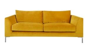 The John Lewis Belgrave large sofa.