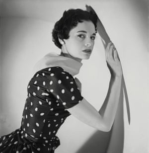 Vanderbilt in 1953 shot by Cecil Beaton for Vogue