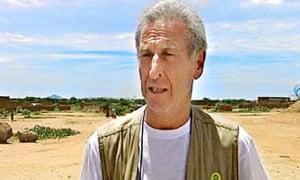Roland van Hauwermeiren, Oxfam director for Haiti who admitted using prostitutes.