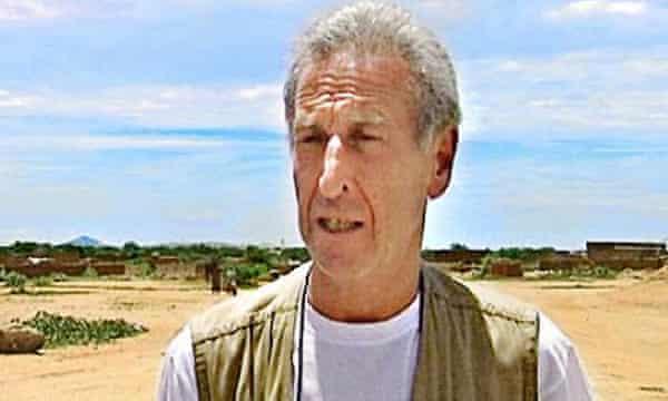 Roland van Hauwermeiren, former Oxfam director for Haiti