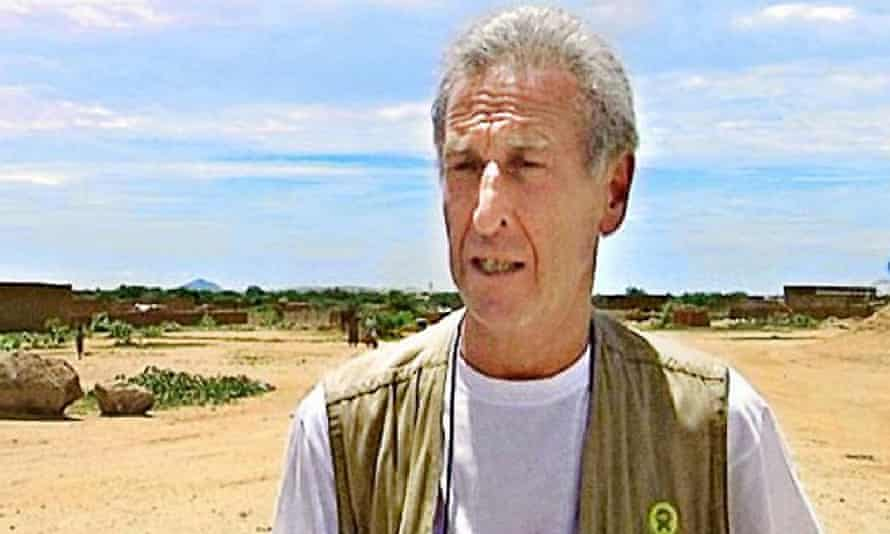 Roland van Hauwermeiren, former head of Oxfam in Haiti and Chad. He has admitted using prostitutes.