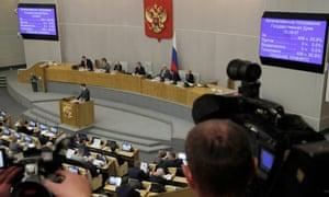 Inside the Russian Duma