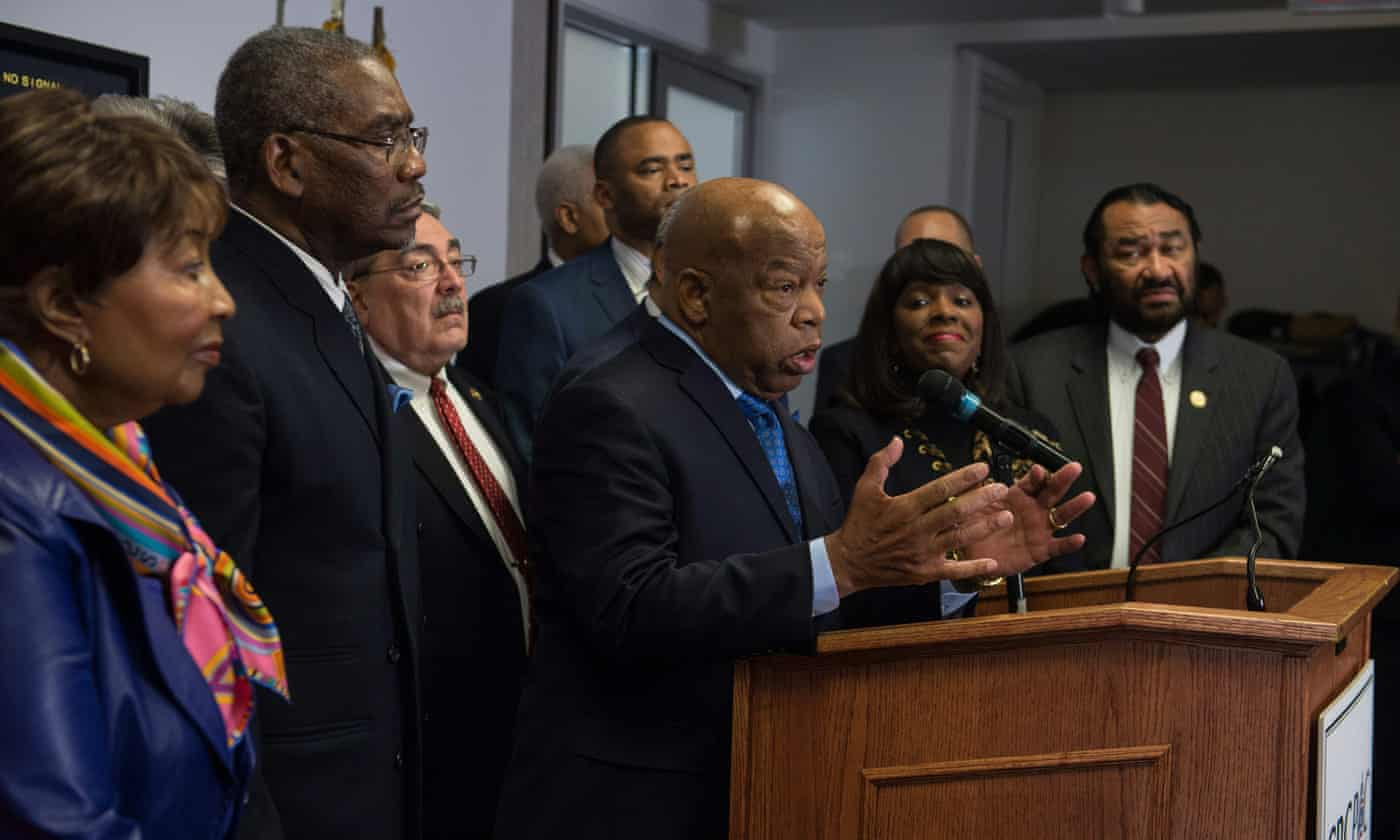 Congressional Black Caucus refuses to meet with Donald Trump