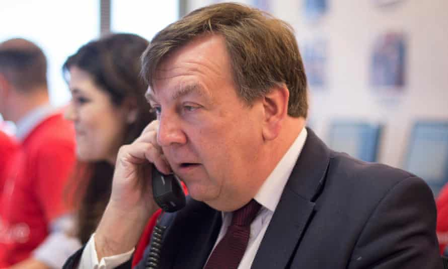 Culture secretaryJohn Whittingdale: calling the shots on the BBC at the same time he is canvassing voters for Brexit.
