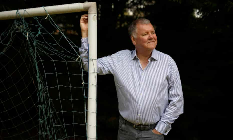 Clive Tyldesley: 'I've got an illogical dislike of commentators who personalise their work.'