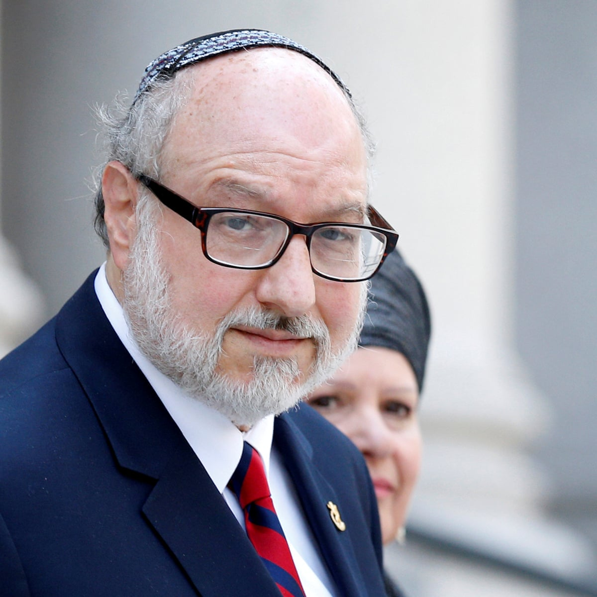 Spy Jonathan Pollard expected to fly to Israel after US lifts parole | US  news | The Guardian