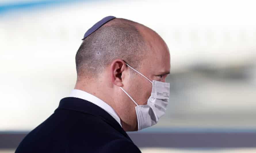 The Israeli prime minister, Naftali Bennett
