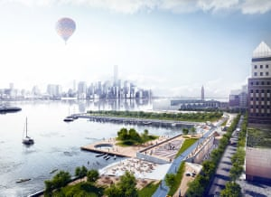 Waterfront cgi from Rebuild by Design