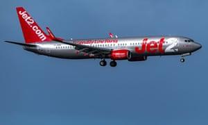 Jet2 Boeing 737-8M