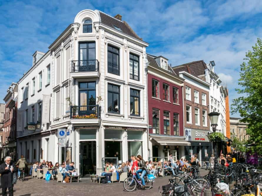 Utrecht hopes to integrate people from immigrant communities into the city.
