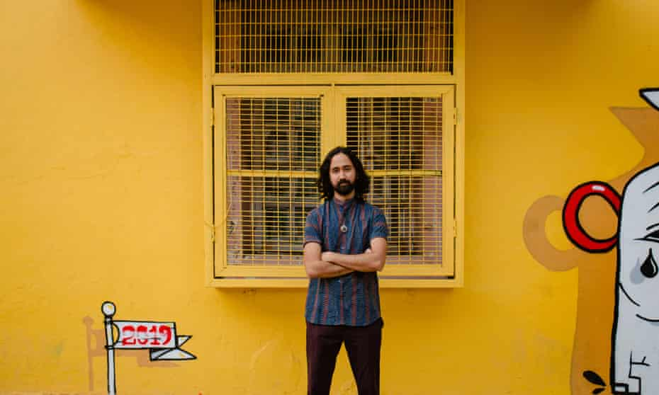 'So much of Indo-jazz is about borrowing some out-of-tune sitar or badly played tabla – I had to change that.'