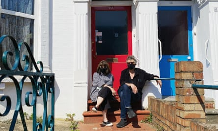 Ruminative, engaging and intimate … Split Britches' Porch Sitting.