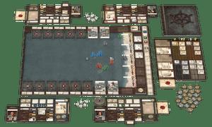 SeaFall game setup …