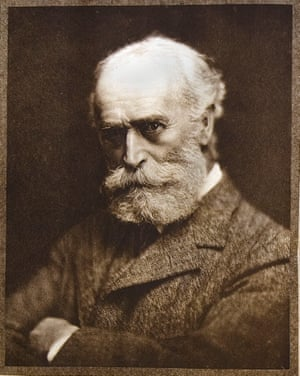 C.P. Scott in 1921.