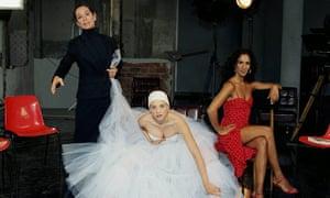 Geraldine Chaplin, Leonor Watling and Rosario Flores in Pedro Almodóvar's Talk to Her.