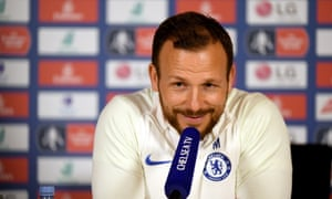 Chelsea assistant Jody Morris took care of pre-match media duties
