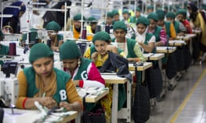 A million Bangladeshi garment workers have already lost their jobs or been sent home without pay.