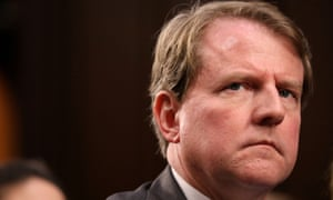 The former White House counsel Don McGahn had been summoned to appear before the House judiciary committee on Tuesday morning.