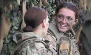 David Cameron lifted the ban on women in 'ground close combat' roles in 2016, with changes initially planned to be phased in.