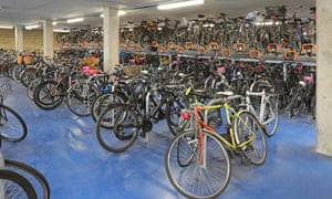 Steal yourself … bikes have gone missing from Cambridge's 'safe and secure' Cycle Point