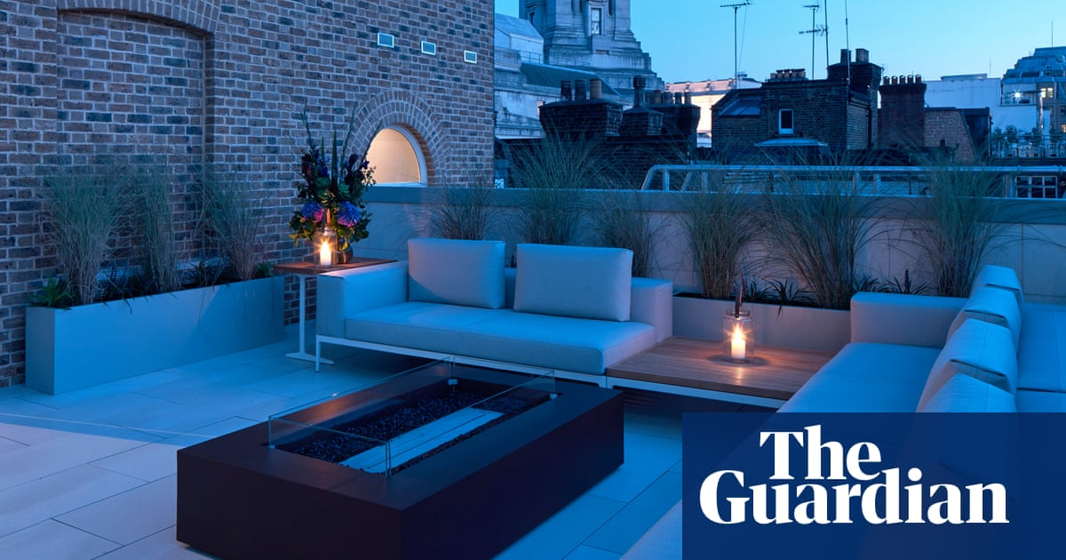 Homes with a roof terrace – in pictures