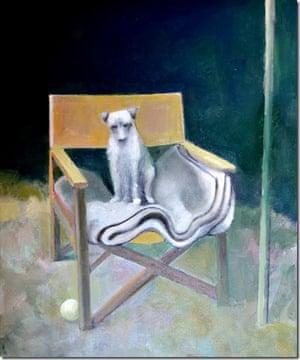 Market Dog by Robin Rae