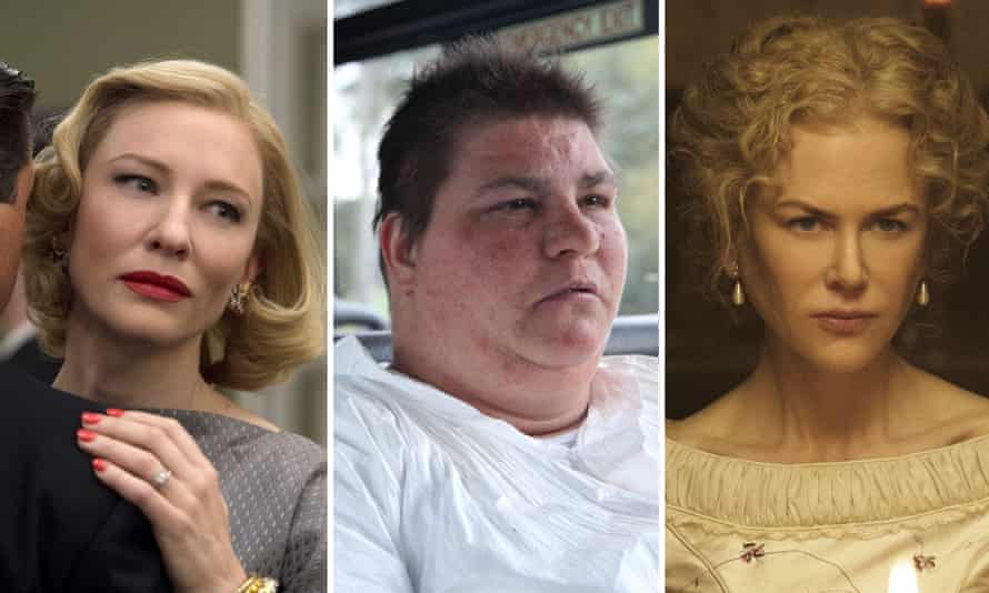 Cate Blanchett in Carol, Sonia Teuben in Oddlands and Nicole Kidman in The Beguiled