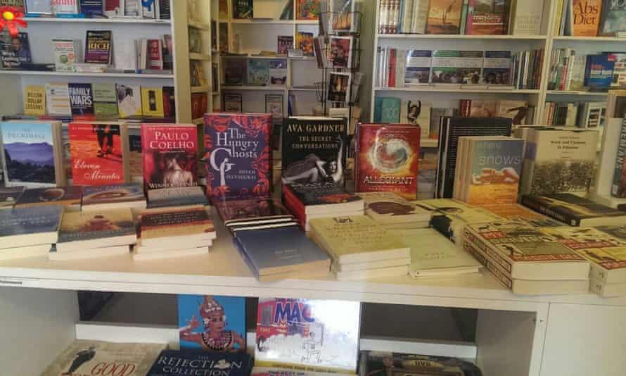 books@cafe, Amman, Jordan.