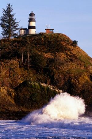 Cape Disappointment, Washington.