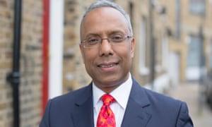 Lutfur Rahman pictured in 2014