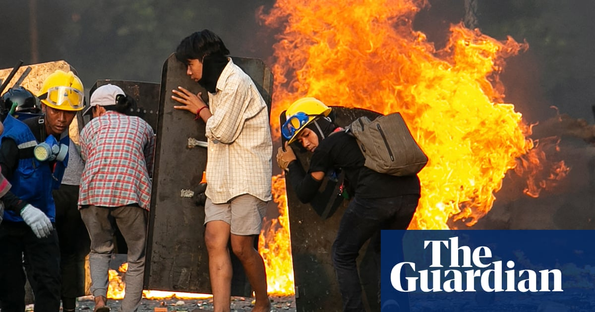 Yangon becomes battle zone as Myanmar junta enforces martial law