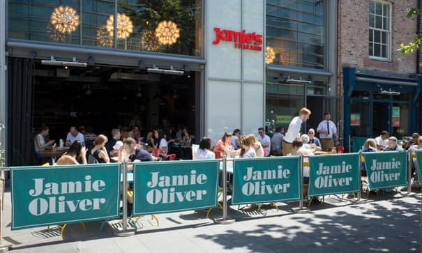 The casual dining crunch: why are Jamie's Italian, Strada