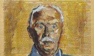 Portrait of Willhelm Hollitscher