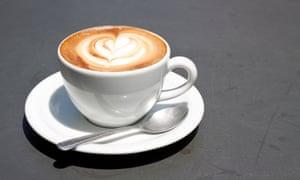 Foam it in ... milk in coffee is about more than pretty patterns.