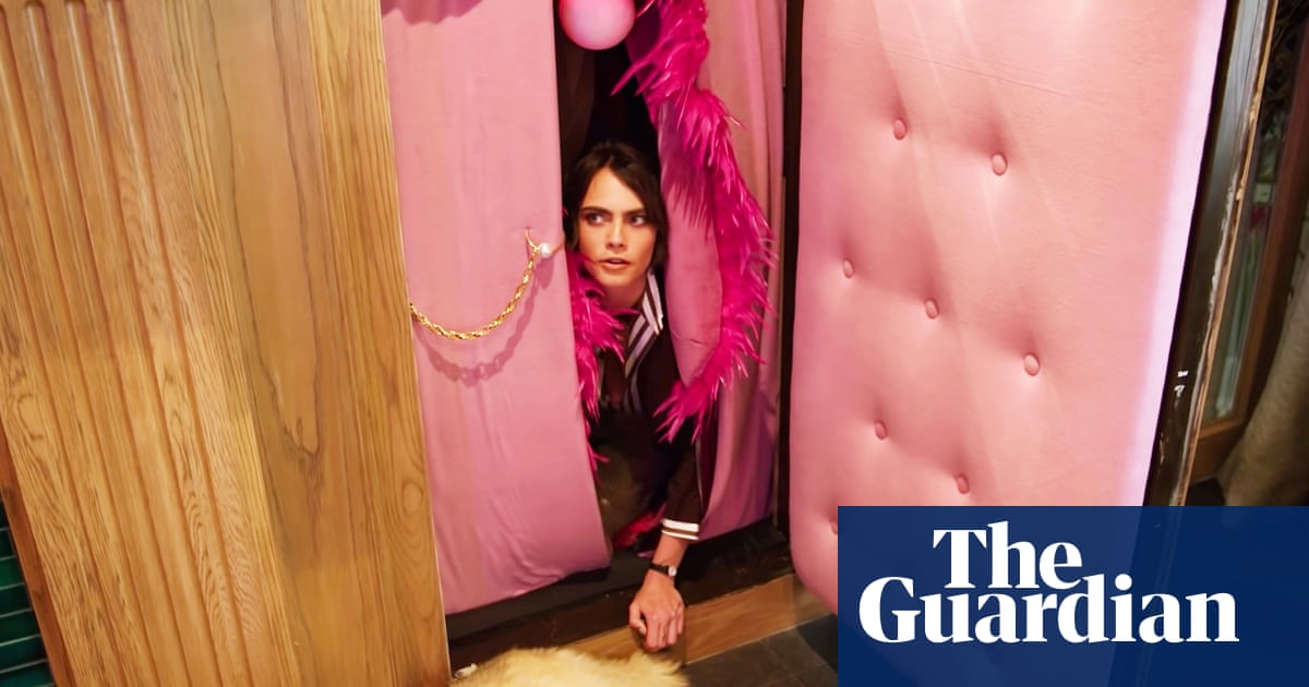 Vagina tunnels and sneaker closets: the escapist appeal of celebrity house tours