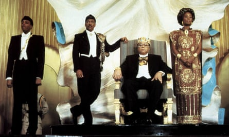 Murphy in Coming to America.