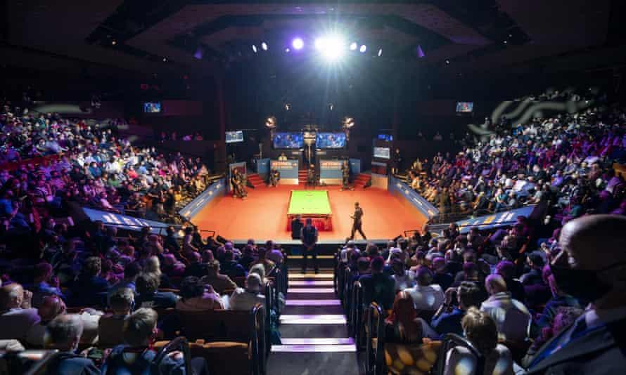 The World Snooker Championship