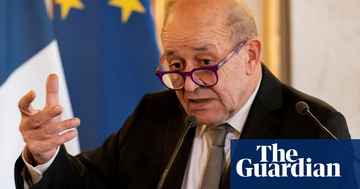 'Someone lied': French foreign minister accuses Australia of submarine betrayal in latest broadside
