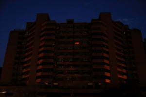 flats with lights out