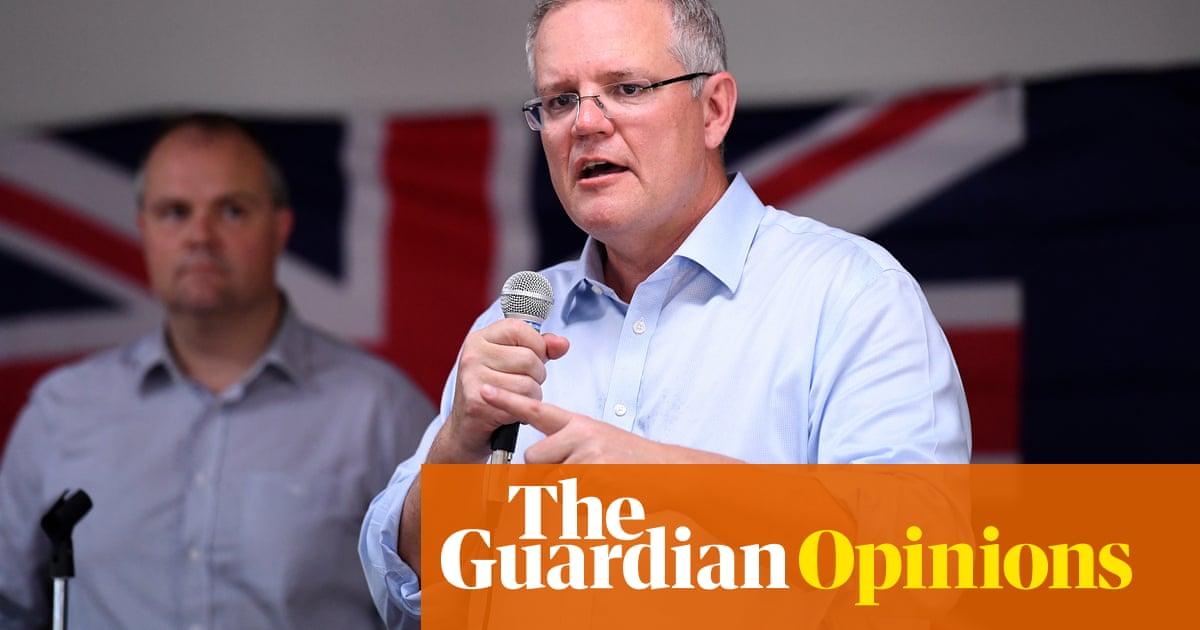 From headkicker to suburban Scott: will Morrison's rapid rebranding