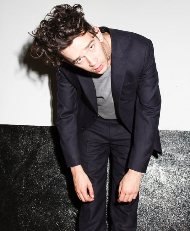The 1975's Matt Healy: 'I am pretentious  And I'm not