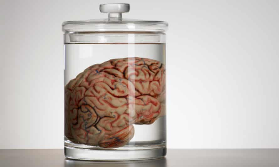 David Charles stole brain specimens and other human tissue, some of which he put on eBay.
