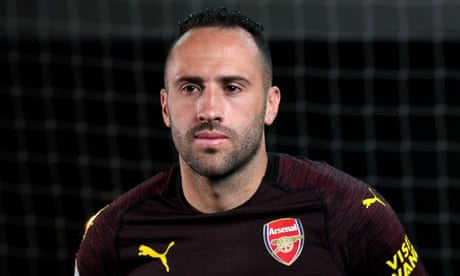 David Ospina joins Napoli on loan deal from Arsenal