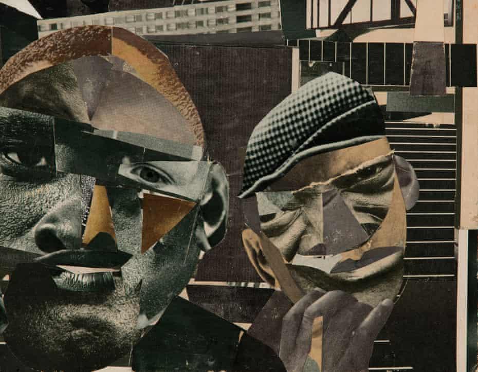 Pittsburgh Memory by Romare Bearden.