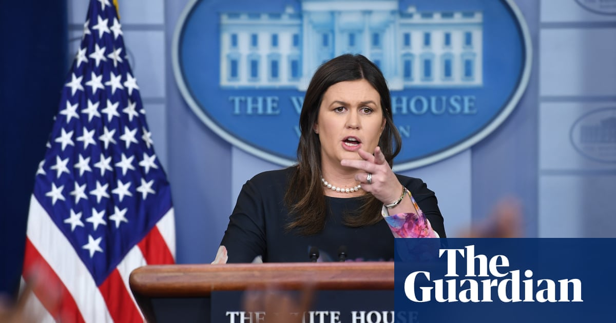 ebf4908b7424 'It's astonishing': The demise of the daily White House press briefing
